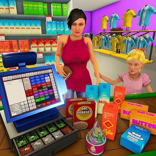 App Insights: Virtual Mother Simulator Supermarket Shopping