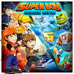 Super Boy Galactic Battle Icon