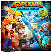 Super Boy Galactic Battle