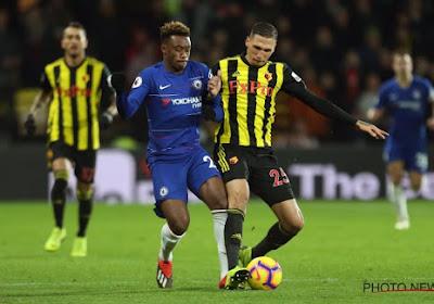 """Hazard encense une jeune promesse de Chelsea: """"Il a déjà tout"""""""