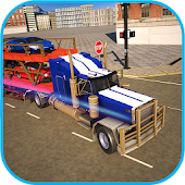 Car Transport Euro Truck 17