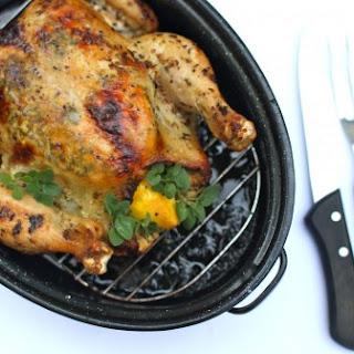 Lemon & Oregano Roast Chicken
