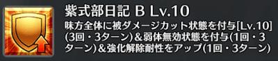 紫式部日記[B]