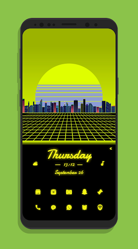 synth for klwp screenshot 3