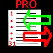 Cost Income Doc PRO - CIsD PRO