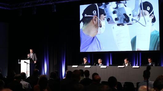 Joaquín Fernández, nombrado experto mundial en lentesintraoculares multifocales