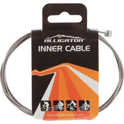 Alligator Brake Cable (Mtb/Road), Stainless - Each
