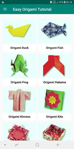 Easy Origami Star Tutorial | 512x256