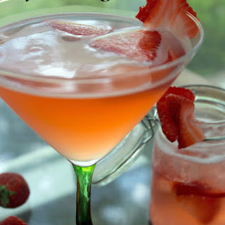 Fruity Martini at Home.