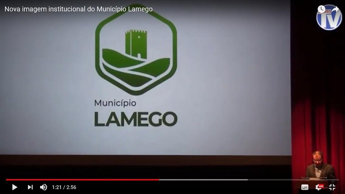 Vídeo - Nova imagem institucional do Município Lamego