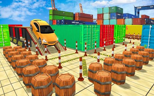 Modern Car Parking Mania : New Parking Games 2019 apkslow screenshots 1