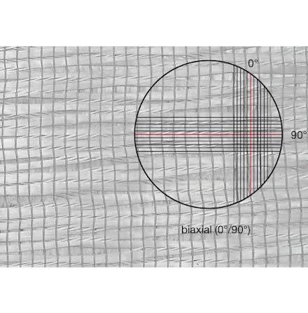 Glasfiberväv 620g /m2 / Biaxiell /