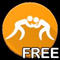 Вольная борьба Free icon