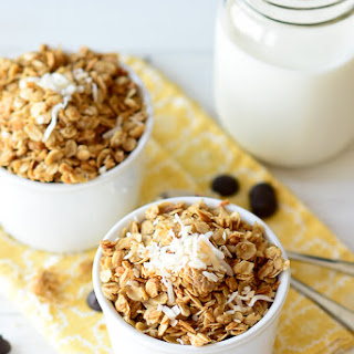 Big Batch Coconut Oil Granola