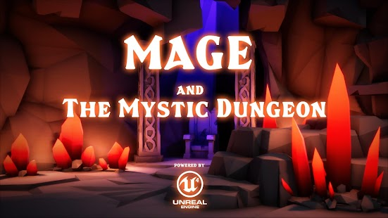 Mage and The Mystic Dungeon Screenshot