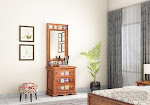 Check Out The Collection Of Dressing Table Online | Wooden Street