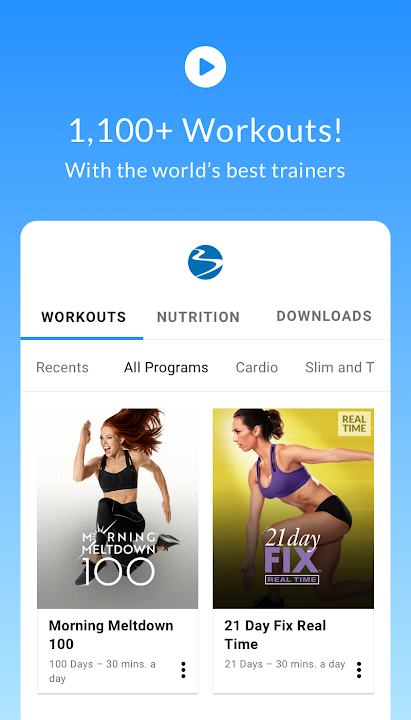 Download Beachbody On Demand The Best Fitness Workouts Free For