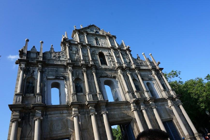 St. Paul's Ruins