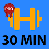 30 Minute Dumbbell Workout PRO