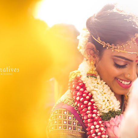 Wedding photographer Soundarya Murugaiyan (AltarNarratives). Photo of 04.01.2018