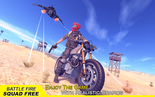 Battle Fire Squad Free Survival: Battleground Game android2mod screenshots 10