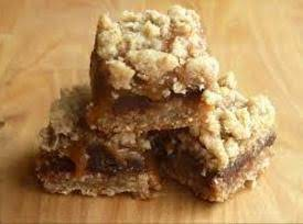 Quinn's Chocolate Caramel Oatmeal Treats Recipe