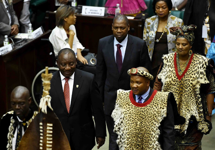 Image result for National House of Traditional Leadership annual opening