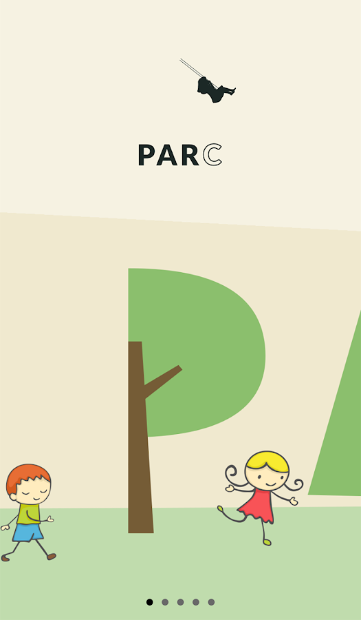 Parc- screenshot