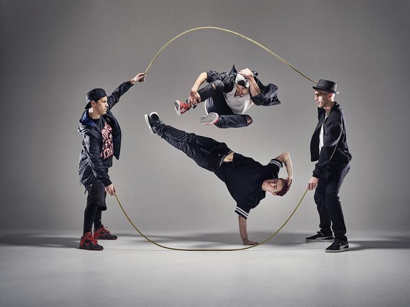 Rope skipping (+6 jaar)