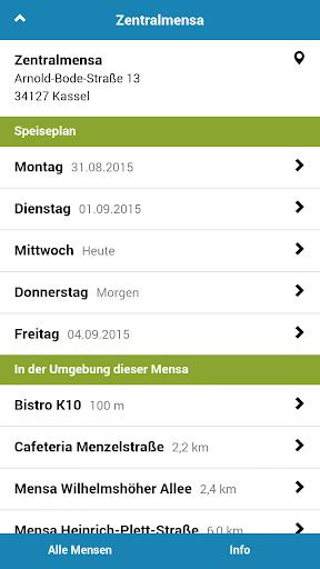 Mensa Kassel