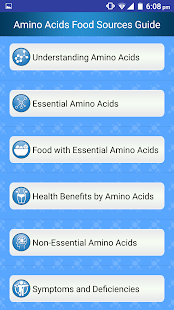 Foods High in Amino Acids & Protein rich Diet help - náhled