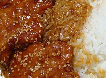 Easy Sweet and Sour Pork Chops