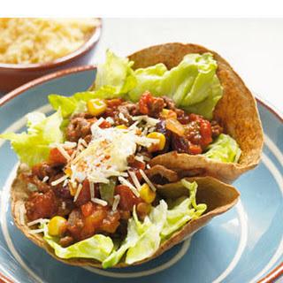 Chili Tortillacups