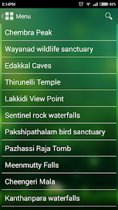 Wayanad Tourism screenshot 2