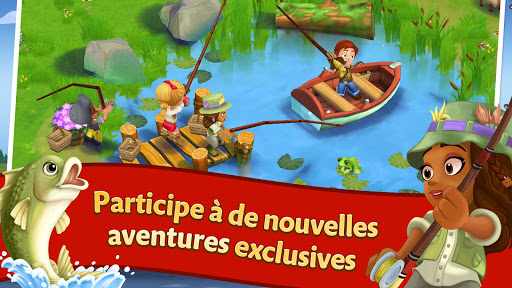 FarmVille 2 : Escapade rurale fond d'écran 2