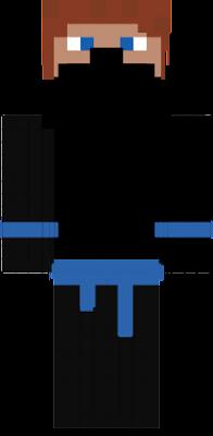 Ein cooler Ninja in der Nacht... -auf ToqqleMC.net