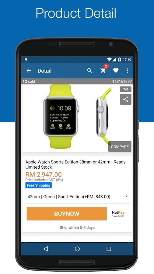 Lelong.my - Shop and Save- screenshot