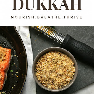 Dukkah Recipes.