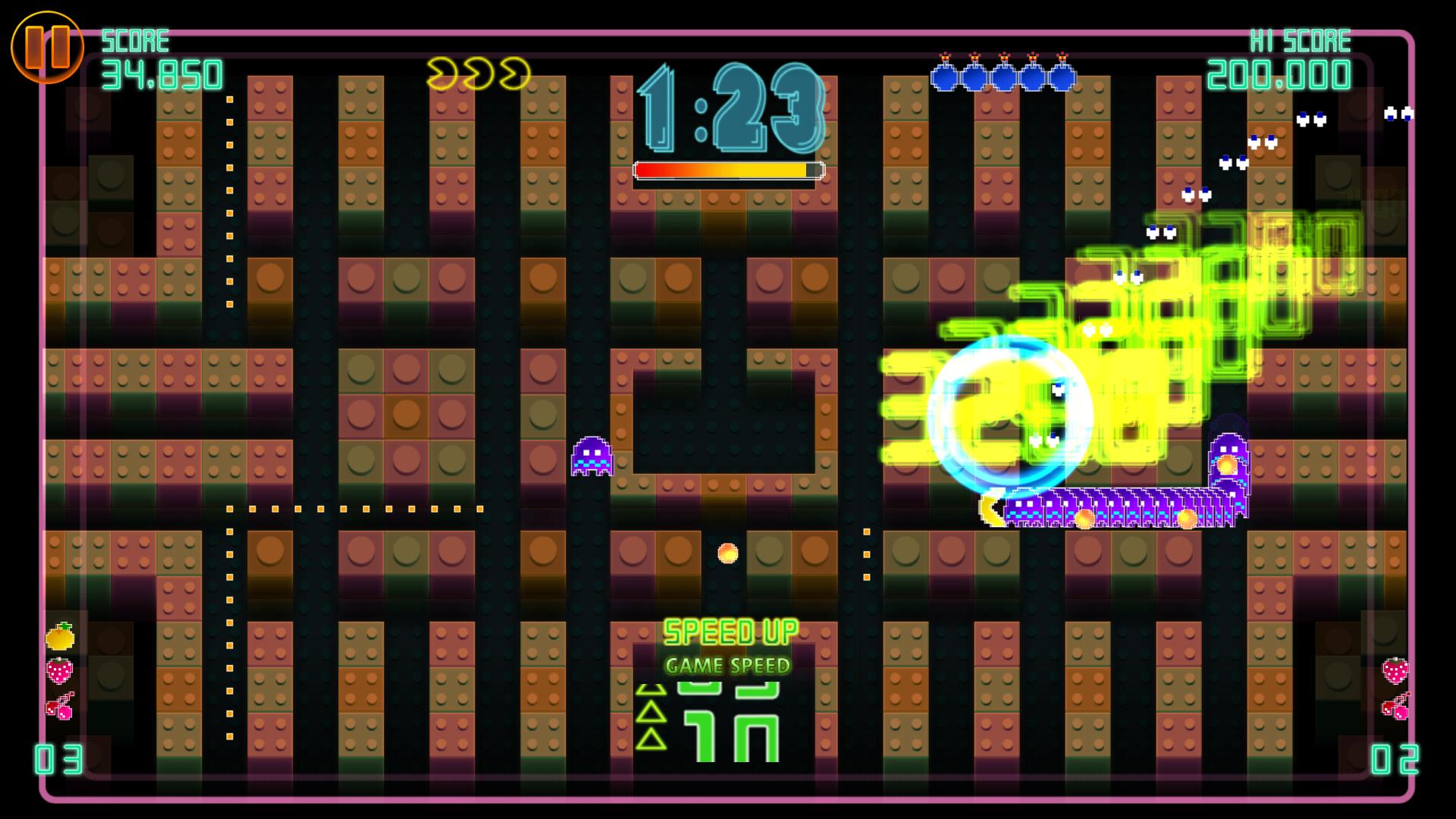 PAC-MAN CE DX screenshot #6