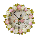 Roses For Soul Clockface For Battery Saving Clocks icon