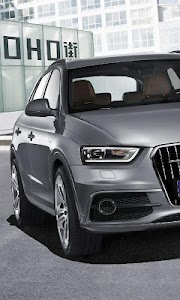 Wallpapers Audi Q3 screenshot 2