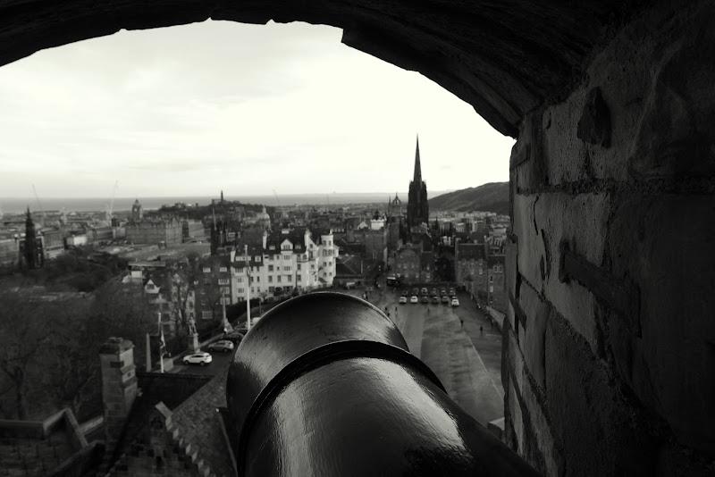 A Cannon in Edinburgh di abi313