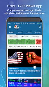 CNBCTV18 Business, Market News 1
