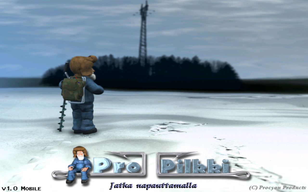 Pro Pilkki 2 - Ice Fishing Game- screenshot