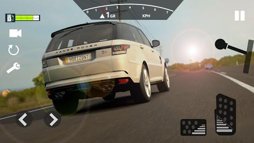 Crazy Car Driving & City Stunts: Rover Sport 1.8 Screenshots 1