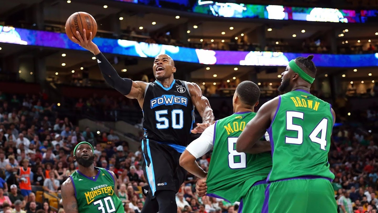 Watch BIG3 Championship Game Preview live