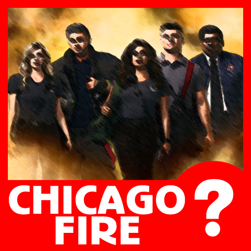 Guess Chicago Fire Trivia Quiz (game)