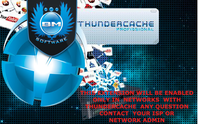 ThunderCache Fast Internet Extension