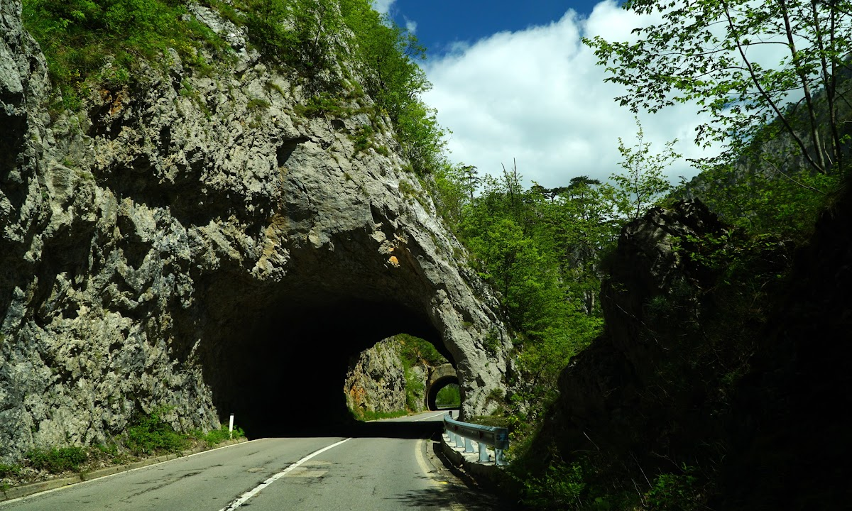 Dolina rzeki Piva Czarnogóra