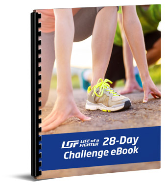 Sign Up For Our 28 Day Fighters Challenge eBook